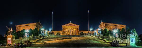 Photograph - Philadelphia Art Museum Steps by Nick Zelinsky