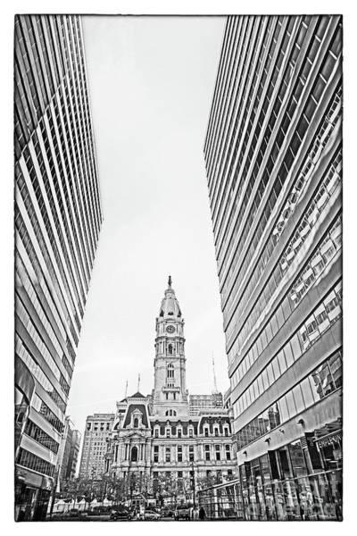 Wall Art - Photograph - Philadelphia City Hall 3 by Jack Paolini
