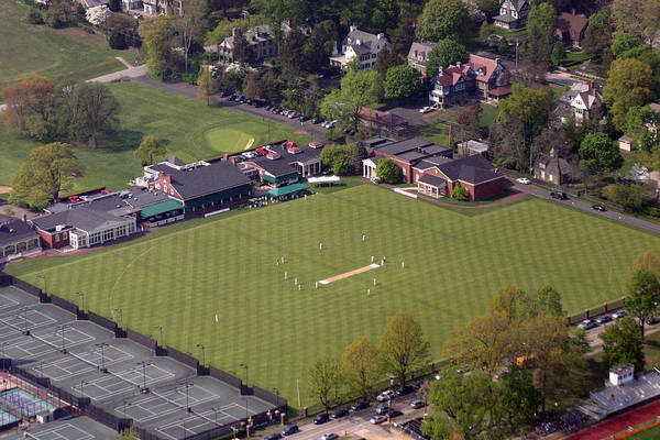 Membership Photograph - Philadelphia International Cricket Festival Pcc by Duncan Pearson