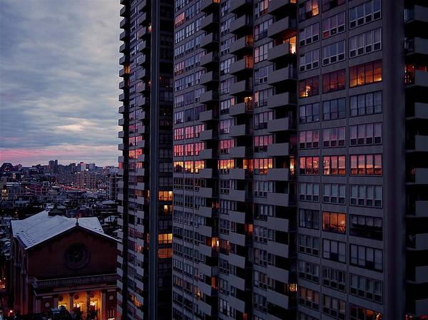 Photograph - Philadelphia Sunset by Rona Black