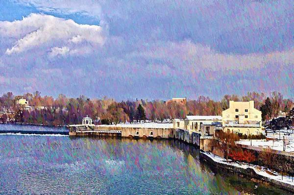 Photograph - Philadelphia Waterworks by Bill Cannon