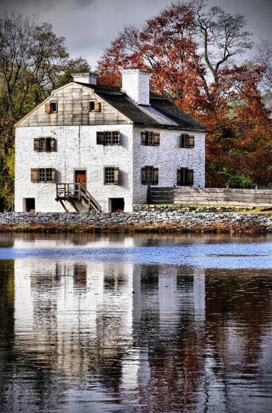 Photograph - Philipsburg Manor by Cate Franklyn