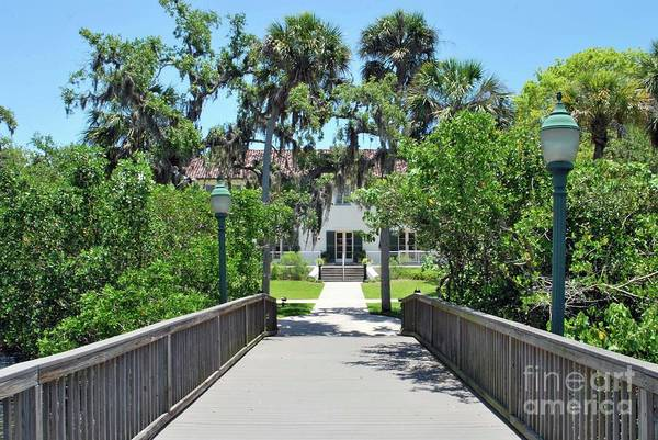 Photograph - Phillippi Creek Estate by Gary Wonning