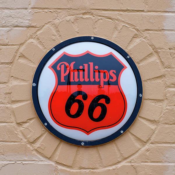 Photograph - Phillips 66 by Adam Reinhart
