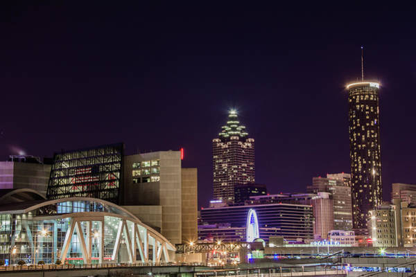Photograph - Phillips Arena 2 by Kenny Thomas