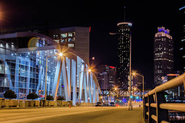 Photograph - Phillips Arena by Kenny Thomas