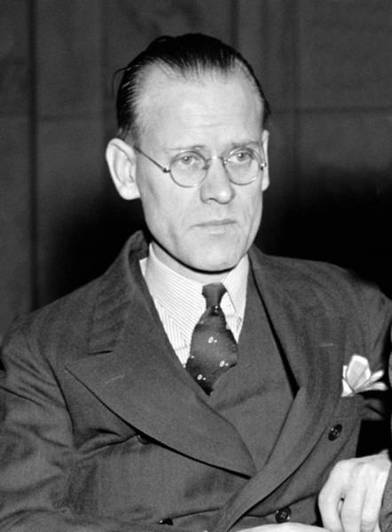 Inventor Photograph -  Philo Farnsworth - Inventor Of Television by War Is Hell Store