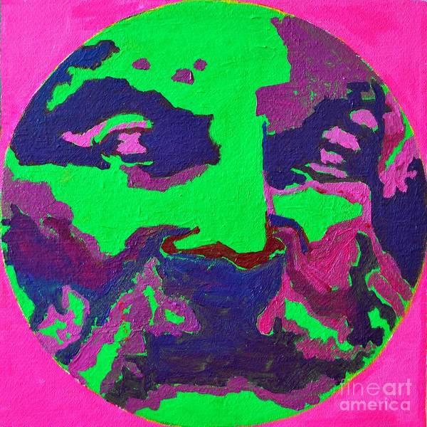 Painting - Philosopher - Anaximenes by Ana Maria Edulescu