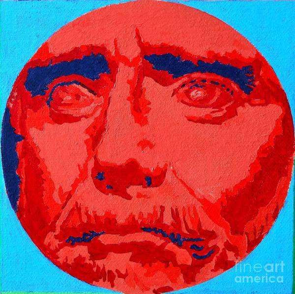 Painting - Philosopher - Thales by Ana Maria Edulescu