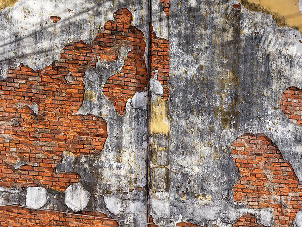 Wall Art - Photograph - Phnom Penh Urban Decay 03 by Rick Piper Photography