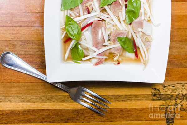Wall Art - Photograph - Pho Lao Style Noodle Soup by Jorgo Photography - Wall Art Gallery