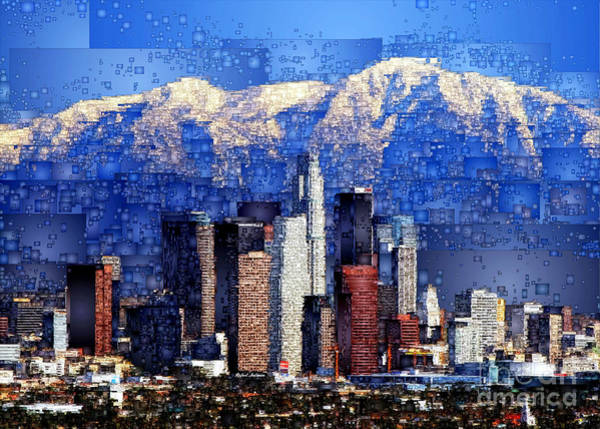 Digital Art - Phoenix, Arizona by Rafael Salazar