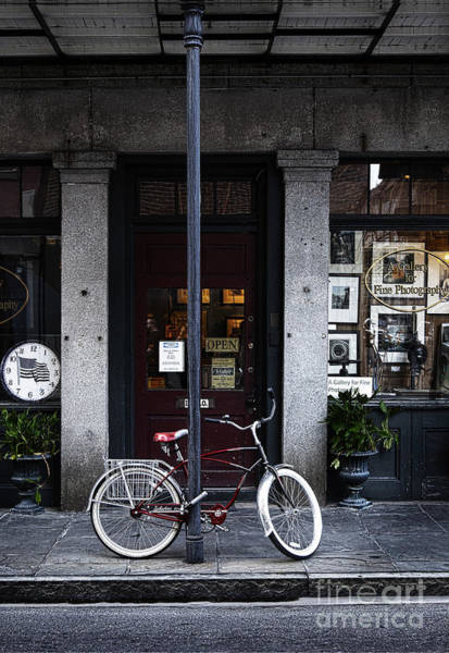 Photograph - Photo Gallery Bicycle  by Craig J Satterlee