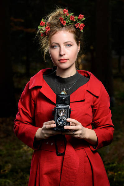 Photograph - Photographer by Robert Krajnc
