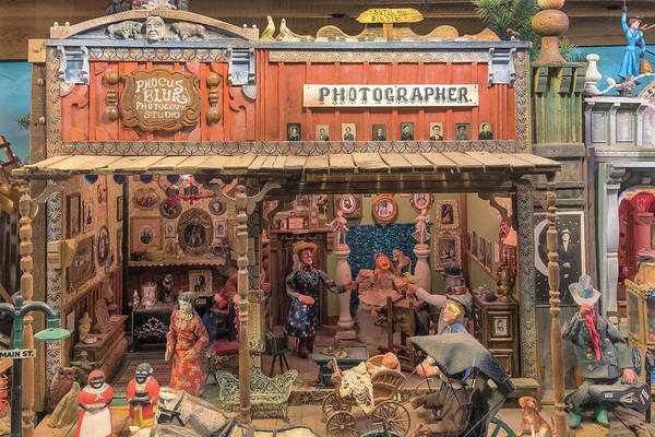 Photograph - Photographers Studio by Tom Singleton