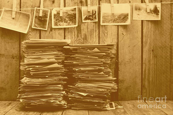 Damaged Photograph - Photographic Memories by Jorgo Photography - Wall Art Gallery