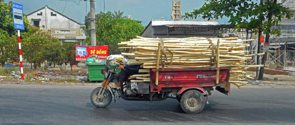 Vung Tau Photograph - Phu My 7 by Ron Kandt