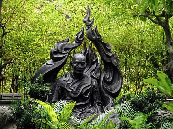 Vung Tau Photograph - Phu My Statues 6 by Ron Kandt