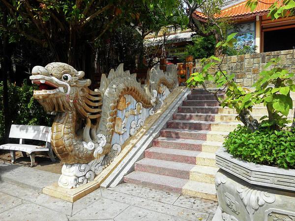 Vung Tau Photograph - Phu My Statues 8 by Ron Kandt