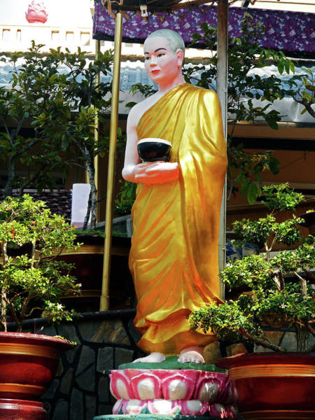 Vung Tau Photograph - Phu My Temples 16 by Ron Kandt