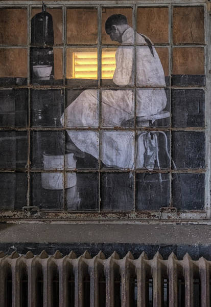 Photograph - Physician In The Window by Tom Singleton