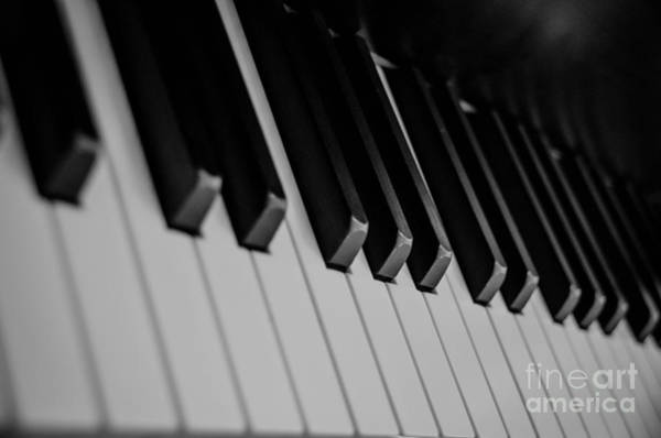 Photograph - Piano by Andrea Anderegg