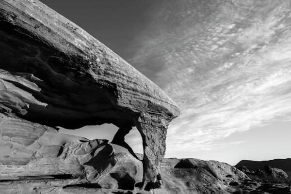 Wall Art - Photograph - Piano Rock Monochrome by Joseph S Giacalone