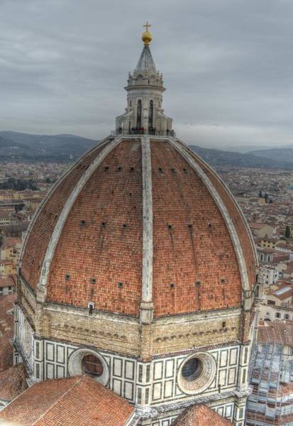 Photograph - Piazza Del Duomo by Bill Hamilton