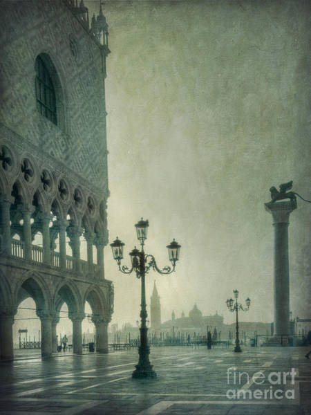 Wall Art - Photograph - Piazza San Marco 2 by Marion Galt