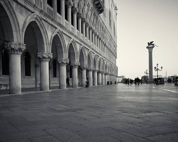 Photograph - Piazza San Marco, Venice, Italy by Richard Goodrich
