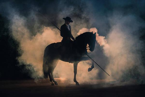 Photograph - Picador by Ekaterina Druz