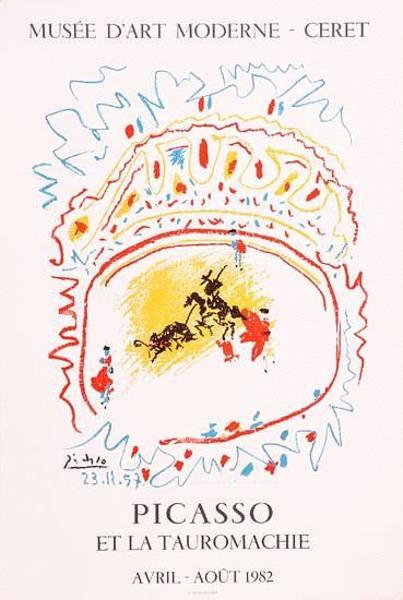 Torro Painting - Picasso Et La Tauromachie by Pablo Picasso