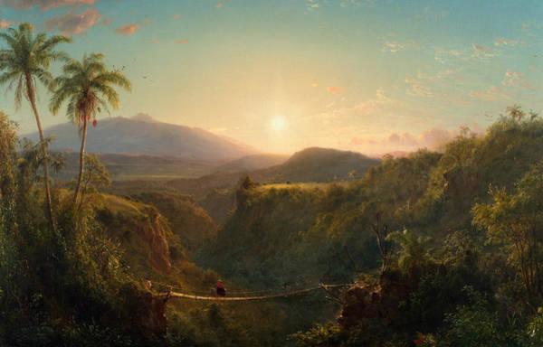 Painting - Pichincha by Frederic Edwin Church