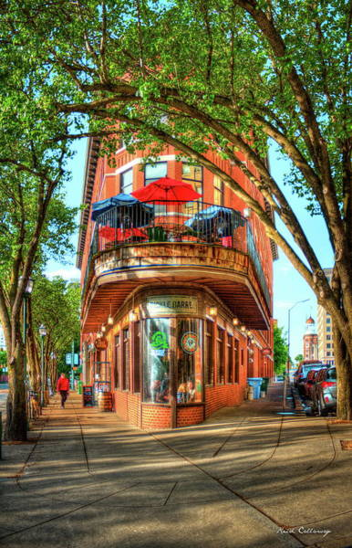 Wall Art - Photograph - Pickel Barrel 2 Chattanooga Tennessee Cityscape Art by Reid Callaway