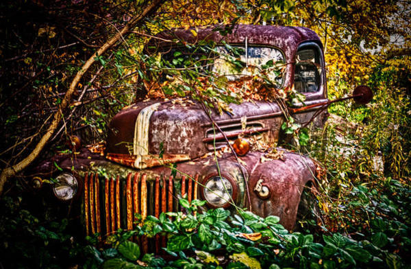 Photograph - Pick'em Up Truck by Louis Dallara