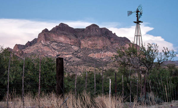 Photograph - Picket Post Mountain by Tam Ryan