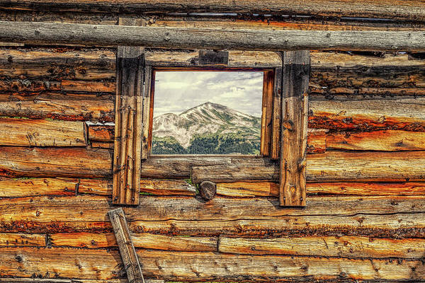 Wall Art - Photograph - Picture Window #4 by Eric Glaser