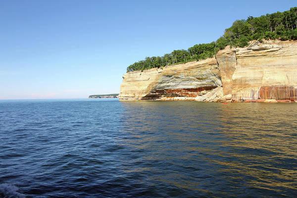 Photograph - Pictured Rocks by Jackson Pearson