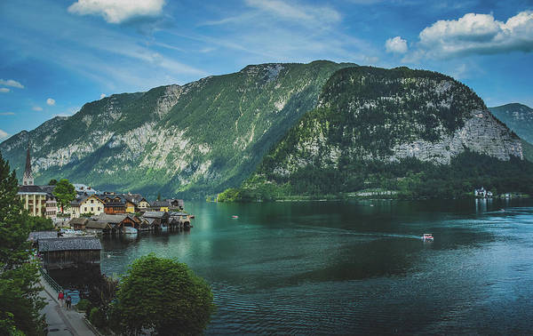 Photograph - Picturesque Hallstatt Village by Andy Konieczny