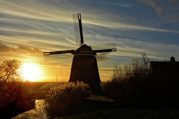 Moat Photograph - picturesque Holland by Joachim G Pinkawa