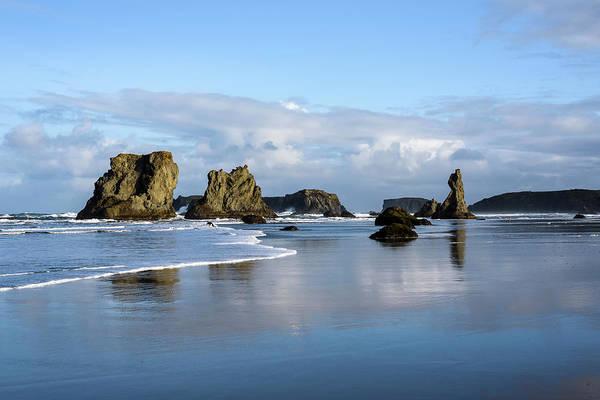 Photograph - Picturesque Rocks by Robert Potts