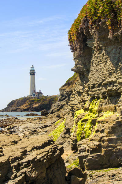 Photograph - Pidgeon Point Lighthouse by Bryant Coffey