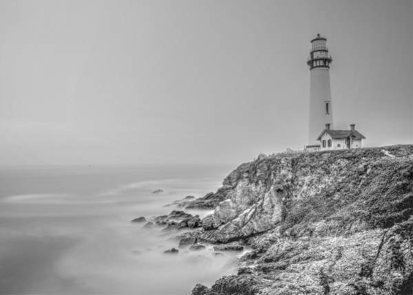 Photograph - Pidgeon Point Lighthouse by John King