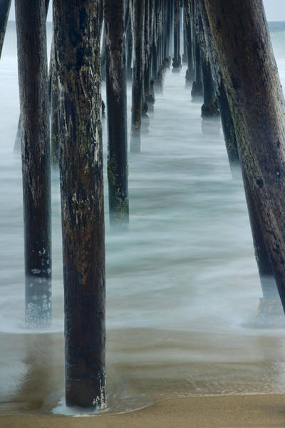 Photograph - Pier Of Peace by Dan McGeorge