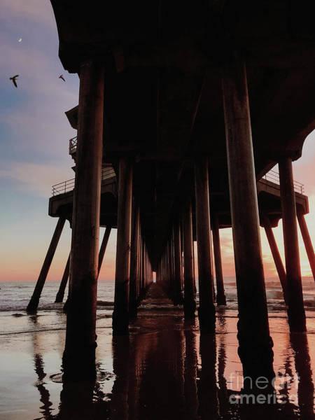 Wall Art - Photograph - Pier Sunset by Holden Parker