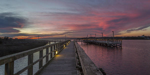 Topsail Photograph - Piering Into Serenity  by Betsy Knapp