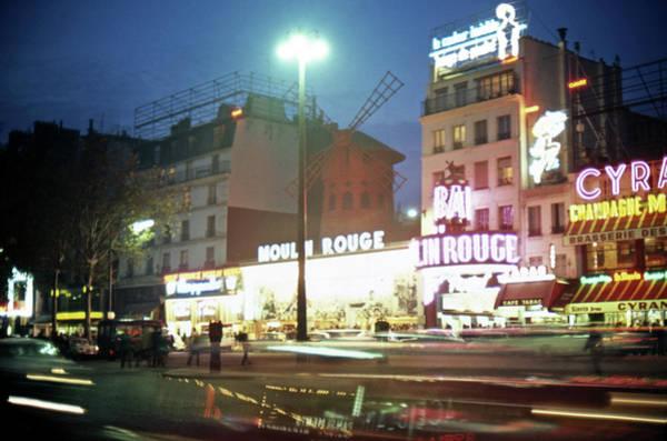 Photograph - Pigalle Paris by Lee Santa