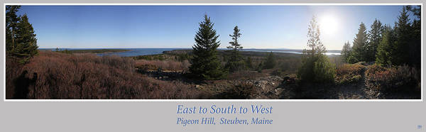 Photograph - Pigeon Hill by John Meader