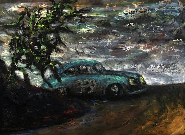 Pikes Peak Painting - Pikes Peak by Antonio Ortiz