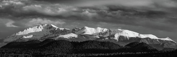 Wall Art - Photograph - Pike's Peak Or Bust by Bridget Calip